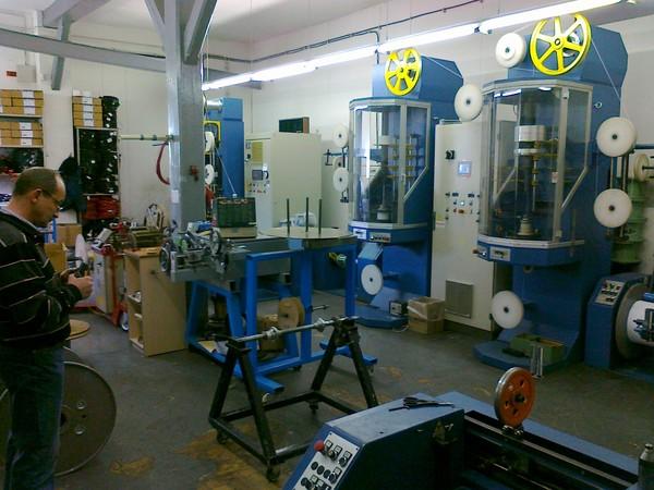 Фото-экскурсия в г франкфурт-на-майне, на завод arak warmetechnik gmbh